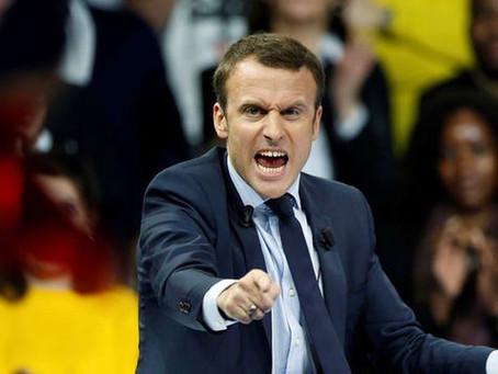 Environnement et constitution: l'esbroufe de Macron