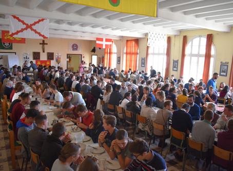 Plus de 200 Académiciens au coeur de feu : EN AVANT !