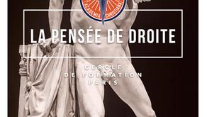 Cercle de formation parisien : Le pensée de droite