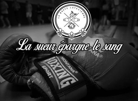 La Baffe Lutécienne | Club de sport de combat