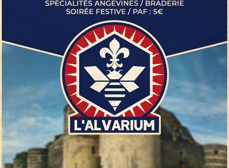 Week-end d'ouverture - Alvarium Angers
