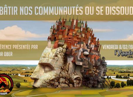 Conférence sur la communauté