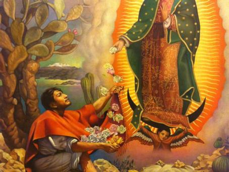 Notre Dame de Guadalupe: une apparition identitaire