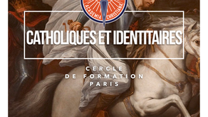 Prochaine réunion du cercle de formation parisien