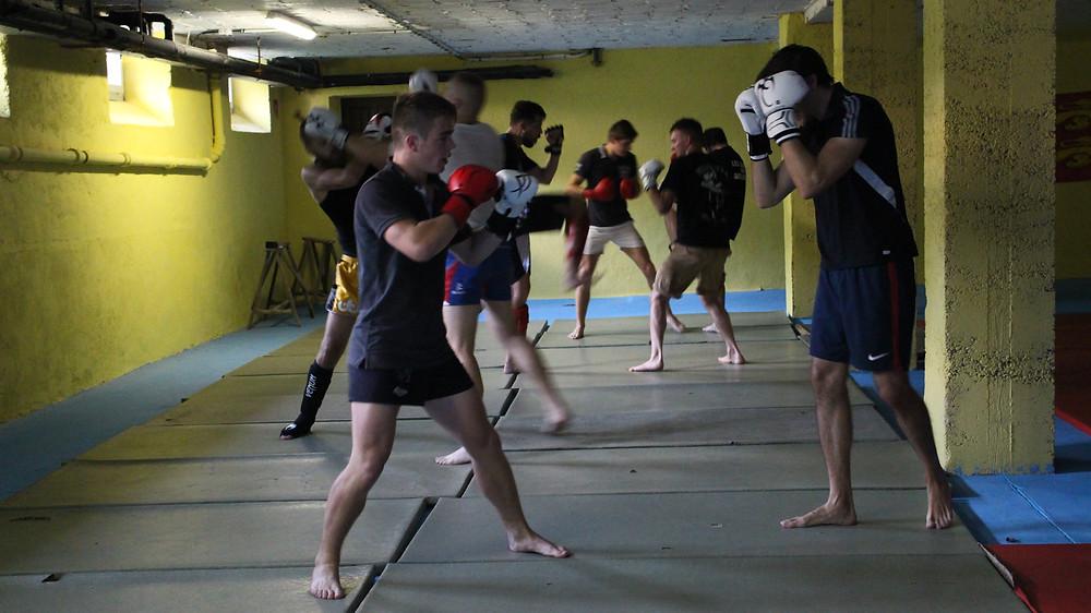 Cours de Muay Thaï pour débutants
