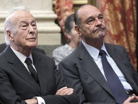 Giscard, ce sacré camarade !