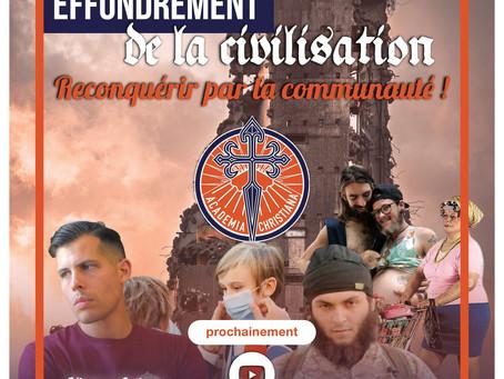 Effondrement et communauté - Conférence de Victor Aubert