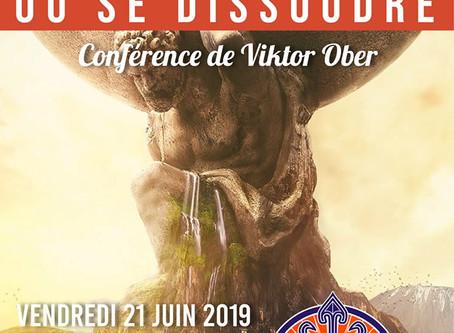 Conférence à Angers