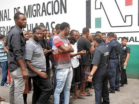 Les clandestins africains se ruent vers les Etats-Unis : « moins racistes que les Mexicains »