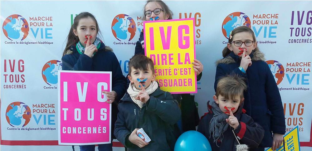 Marche pour la vie 2017