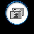 At Home Computer Remote Desktop Logo