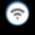 At Home Computer Wifi Logo