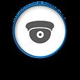 At Home Computer Security Camera Logo