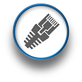 At Home Computer Networking Logo