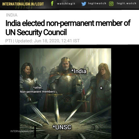 India in UN security Council