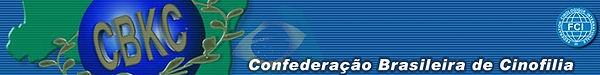 Canil filiado a Confederação Brasileira de Cinofilia