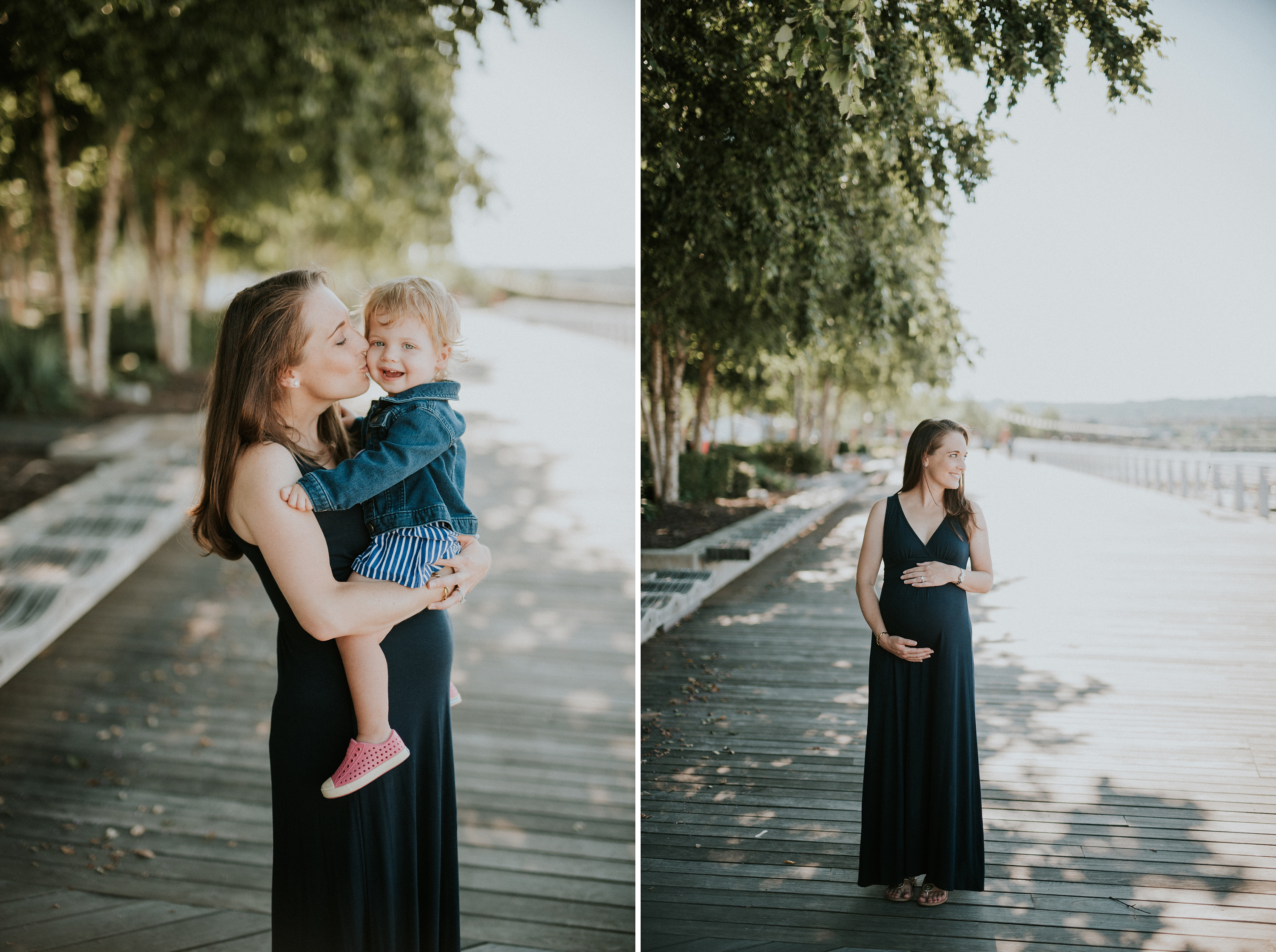 DC Maternity photography