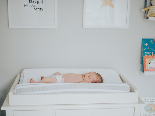 Welcome baby Lucas - Lifestyle newborn session