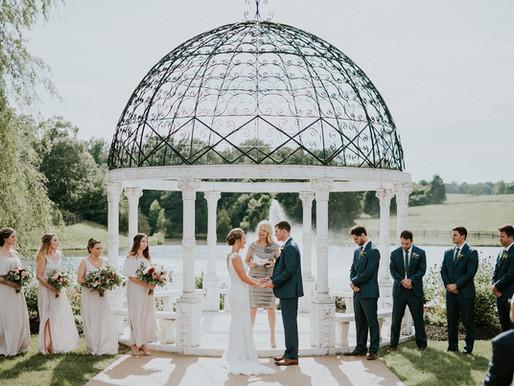 KATIE + COLE, Mount Ida Farm Wedding VA