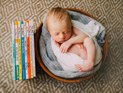 Jackson - newborn photo session
