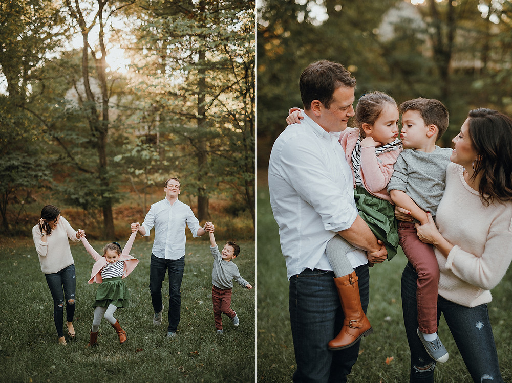 Lifestyle family session DC