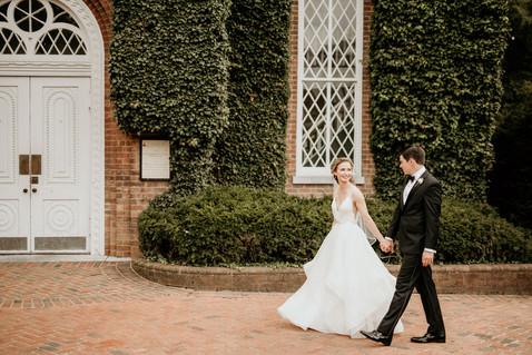 washington and lee university wedding