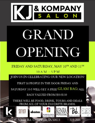 Grand Opening at new location after 49 years!
