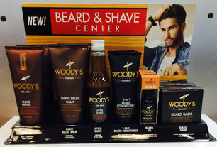 Woody's Shave and Beard Products