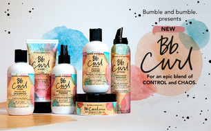 Bumble and Bumble Curl Line!