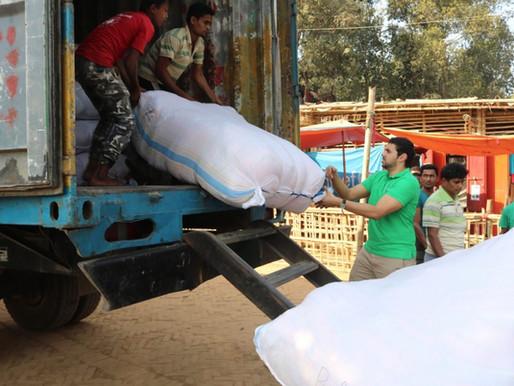 Winterisation Project in Cox's Bazaar, Bangladesh