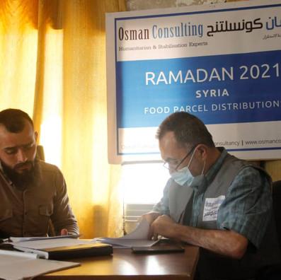 Emergency Response: Ramadan 2021, Food Distribution Programme