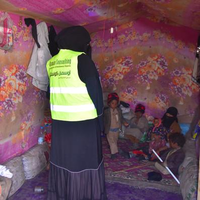 Emergency Response: Winterisation, Yemen 2020-21
