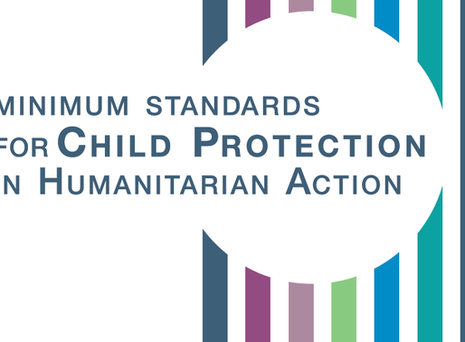 OC in Geneva at Alliance for Child Protection in Humanitarian Action Annual Meeting 14-15th October