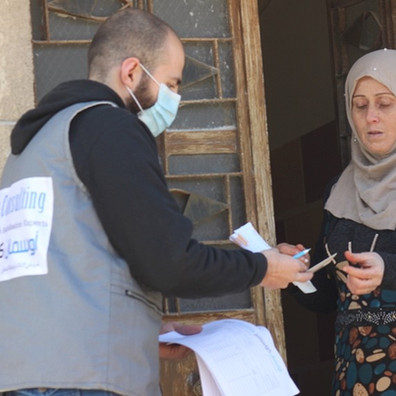 Emergency Response: Syria Winterisation Programme