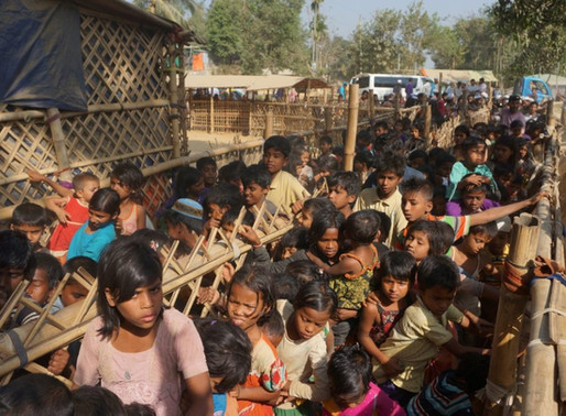 OC holds talks with WASH Sector Coordinator for Rohingya mega camp in Cox's Bazar