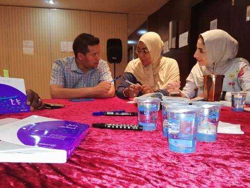 Sphere for Practitioners in Tripoli, Libya