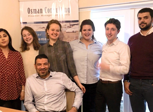 End of Year Message to the OC Team from the Director