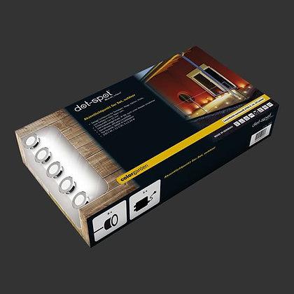 colorgarden Akzentlichtpunkt 5er Set 230 V / 12 V, 0,25W outdoor (Art.Nr. 25405)