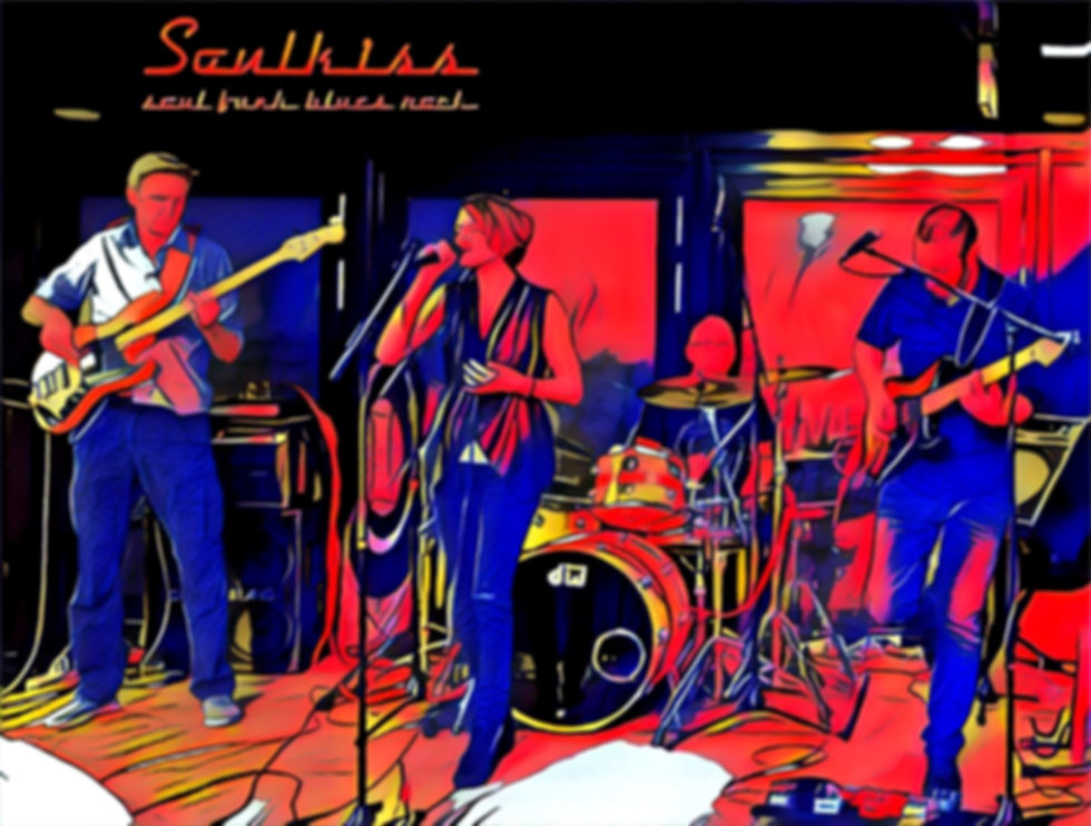 Soulkiss Coverband Desiree Salzer Peter Mathis Christoph Nitz Janez Groselj