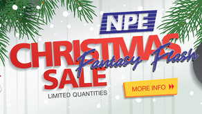 Christmas Flash Sale !