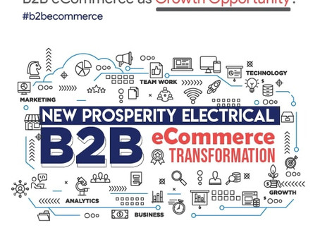 Approaching B2B eCommerce as an Omni-Channel & Growth Opportunity