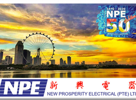 New Prosperity Electrical | 50th Anniversary