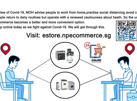 Work from Home, Order from Home