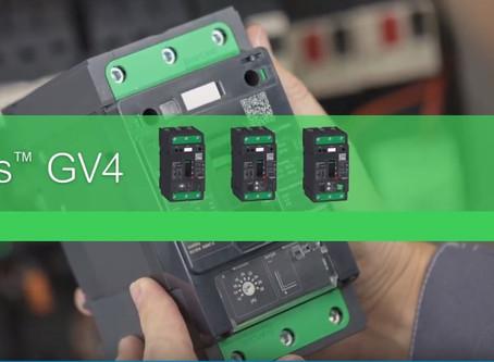 Schneider | TeSys GV4 | Motor Circuit Breaker
