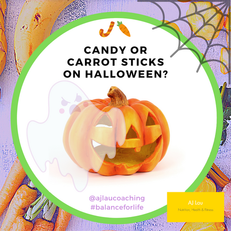 Carrot Sticks or Candy?