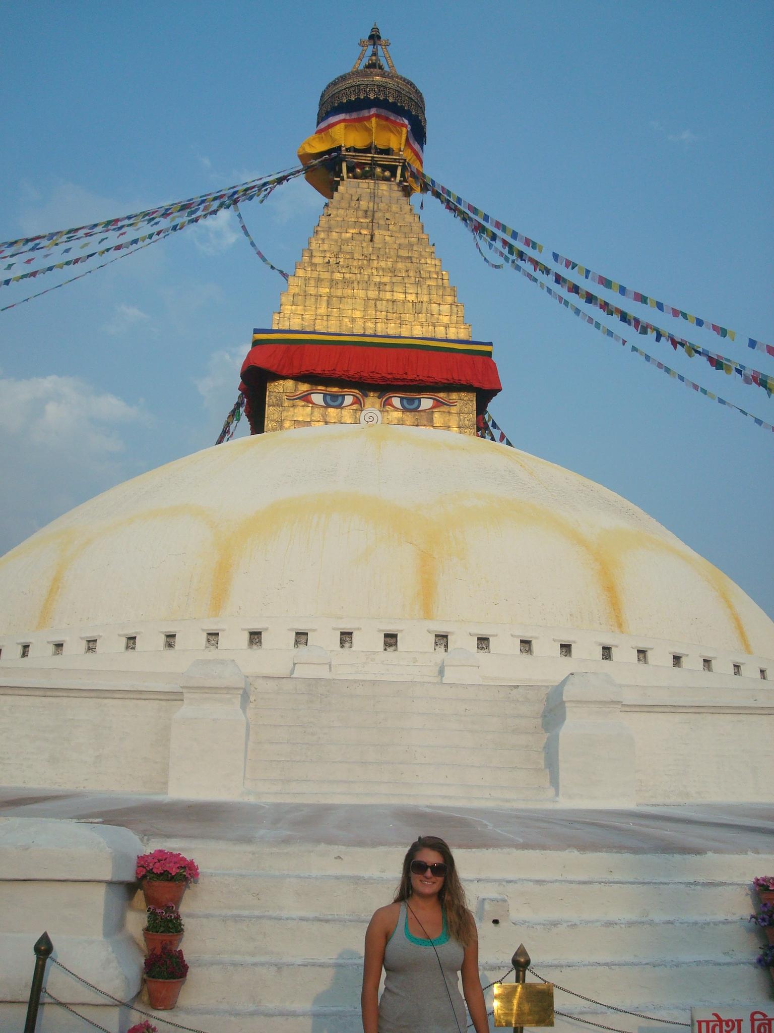 La gran Estupa