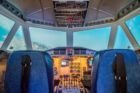 Simulátor letounu L410