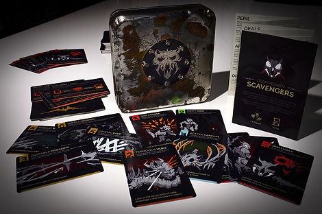 Godforsaken Scavengers: Survival Card Game