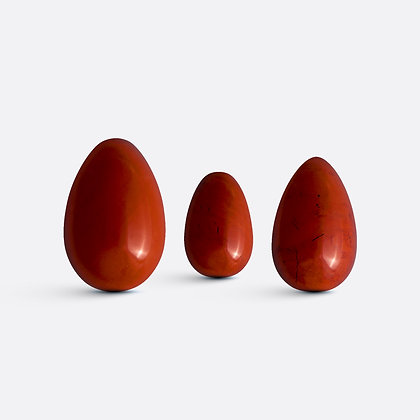 Yoni vajíčka - sada 3 ks / jaspis