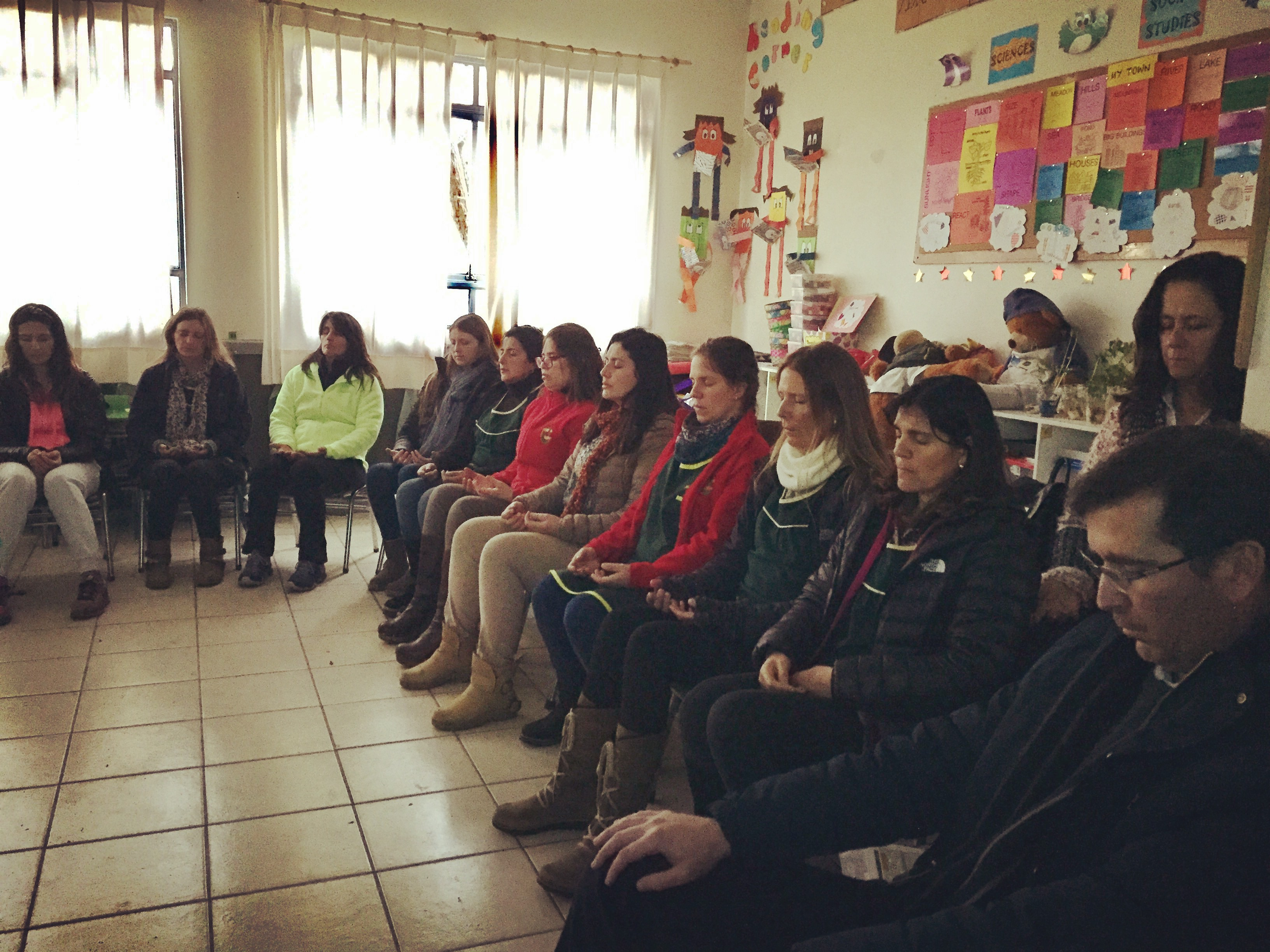 Programa Teachers Trainning